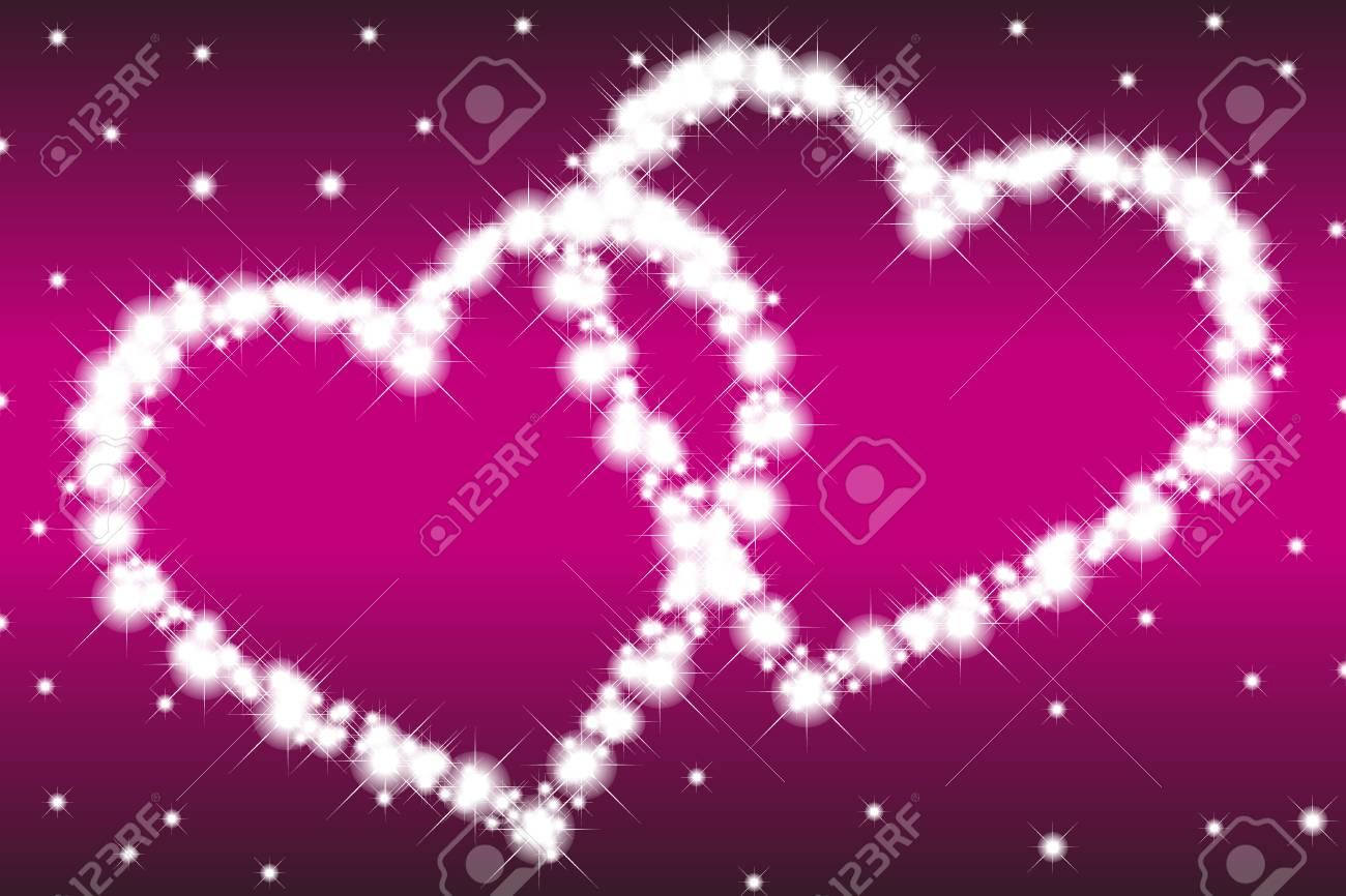 Material Del Papel Pintado Modelo Del Corazón El Día De San Valentín Día Blanco Corazón Amor Amor Amor Rojo Rosa