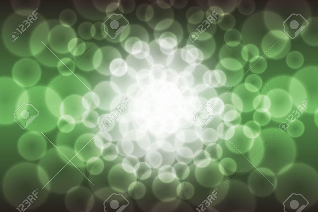 Wallpaper Materials Light Bubble Blister Blur Blur Transparency