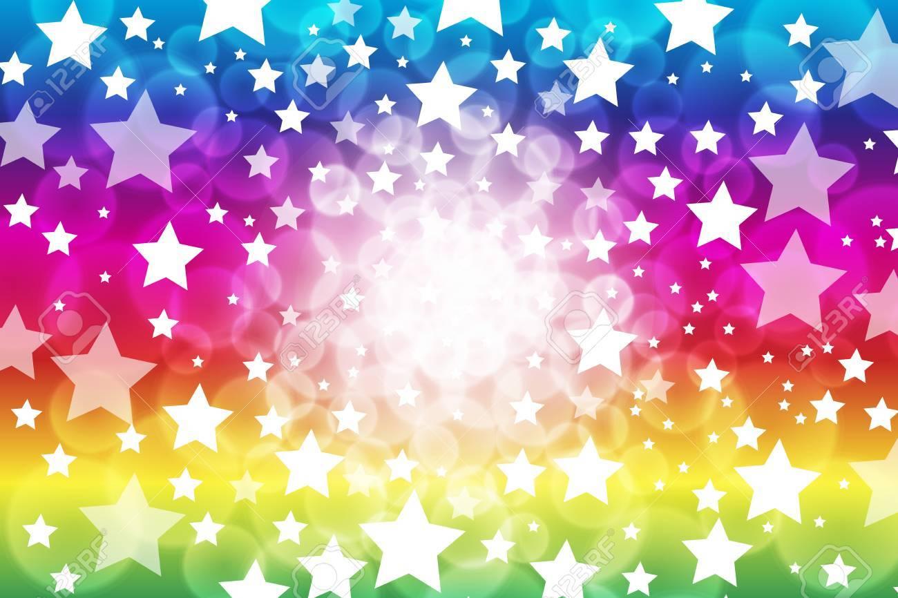 ぼかしの背景素材壁紙 夜空 スターダスト スターダスト 宇宙 銀河