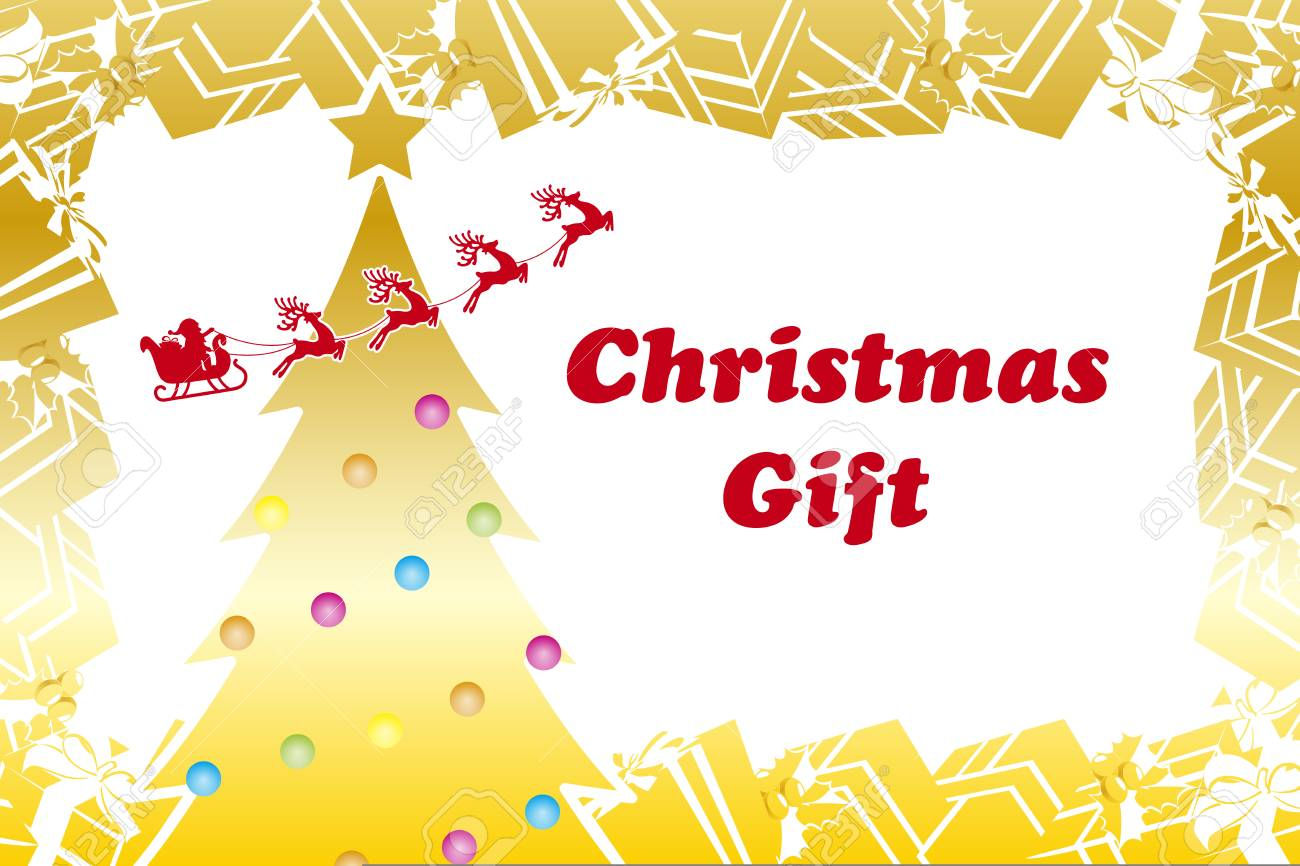 Christmas Flyers.Background Material Gifts Christmas Sale Gift Merry Christmas