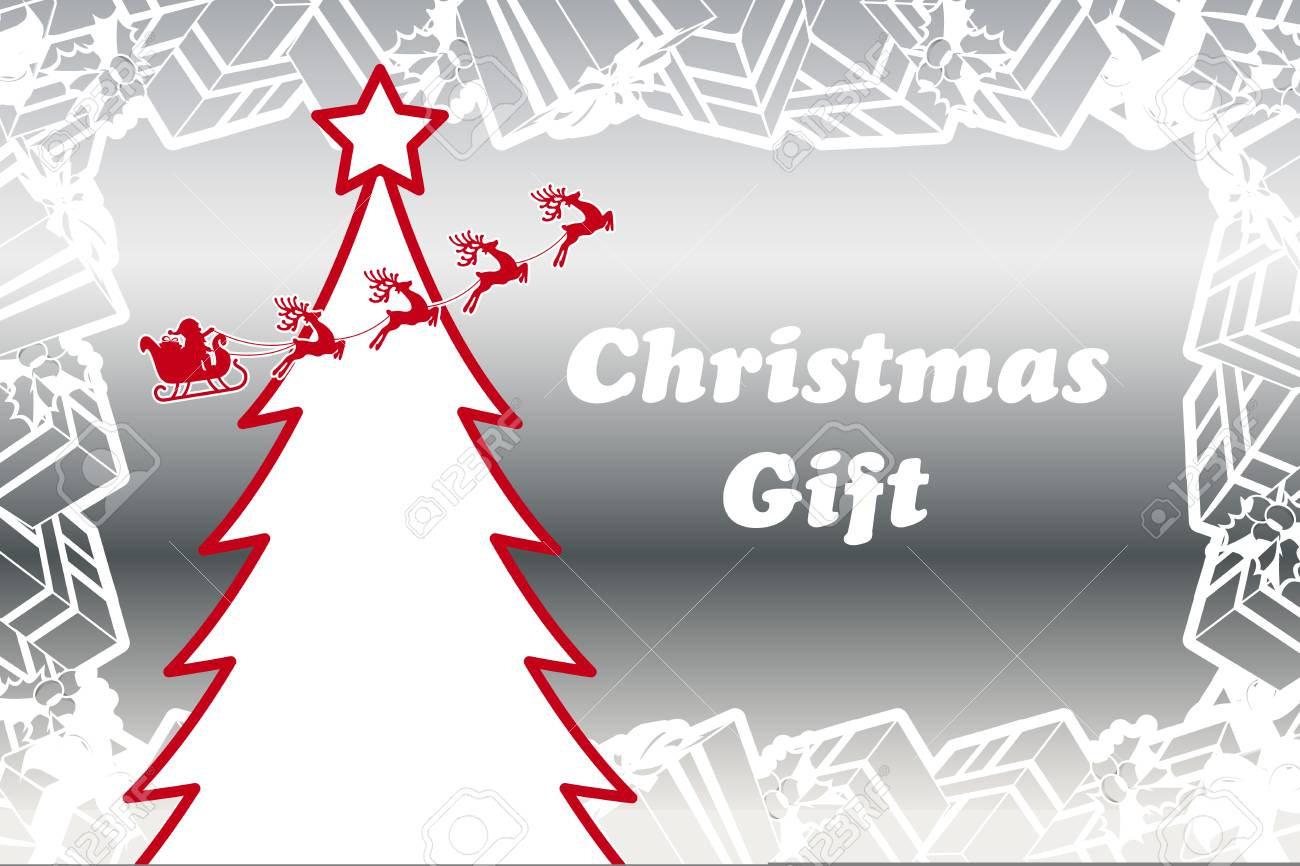 Background Material Gifts Christmas Sale Gift Merry Christmas