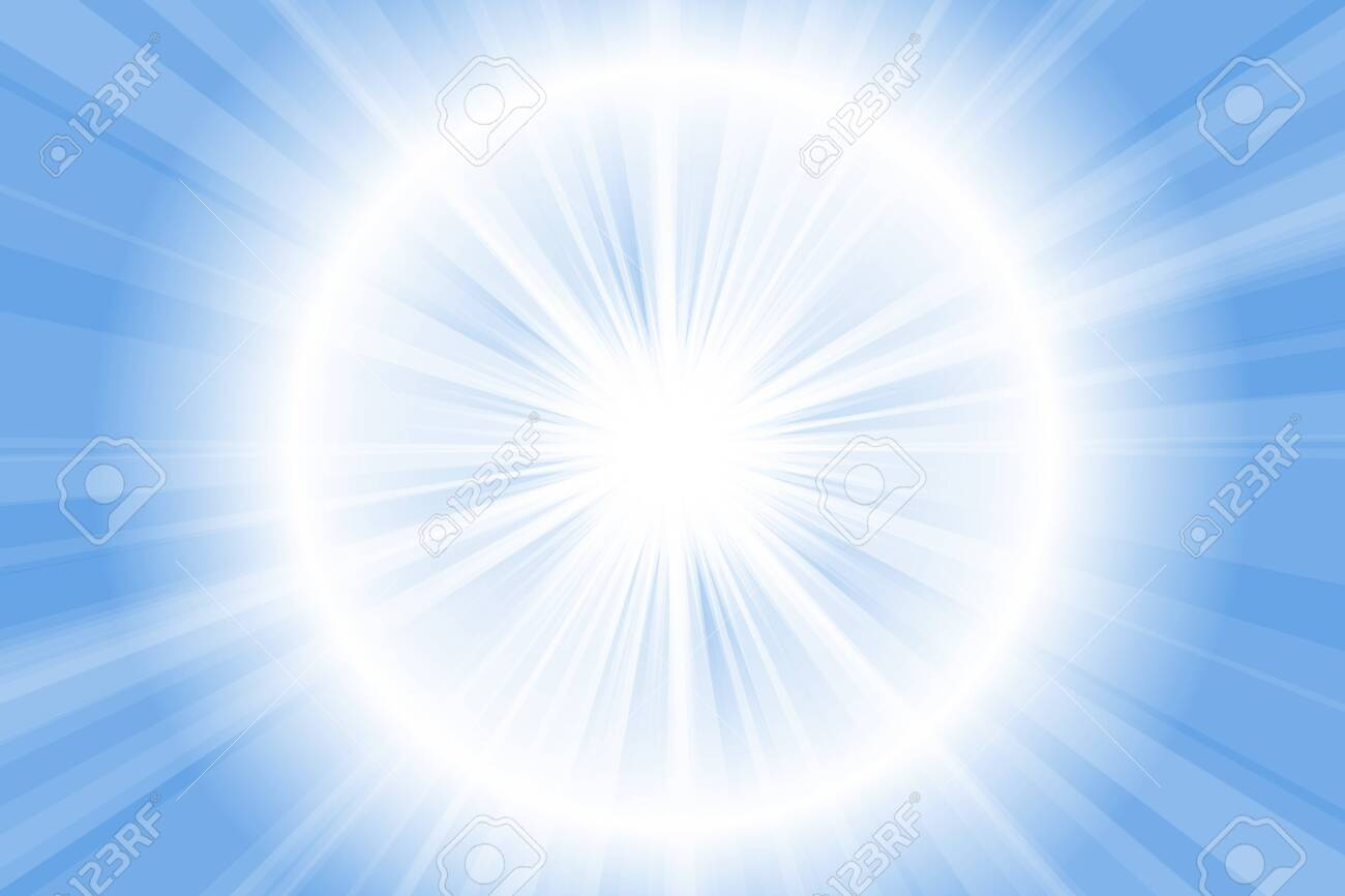 Background Illustration, Vector Wallpaper, Light, Gradient, Radiation, Cyber Network, Shine, Ray, Sunlight - 132272734