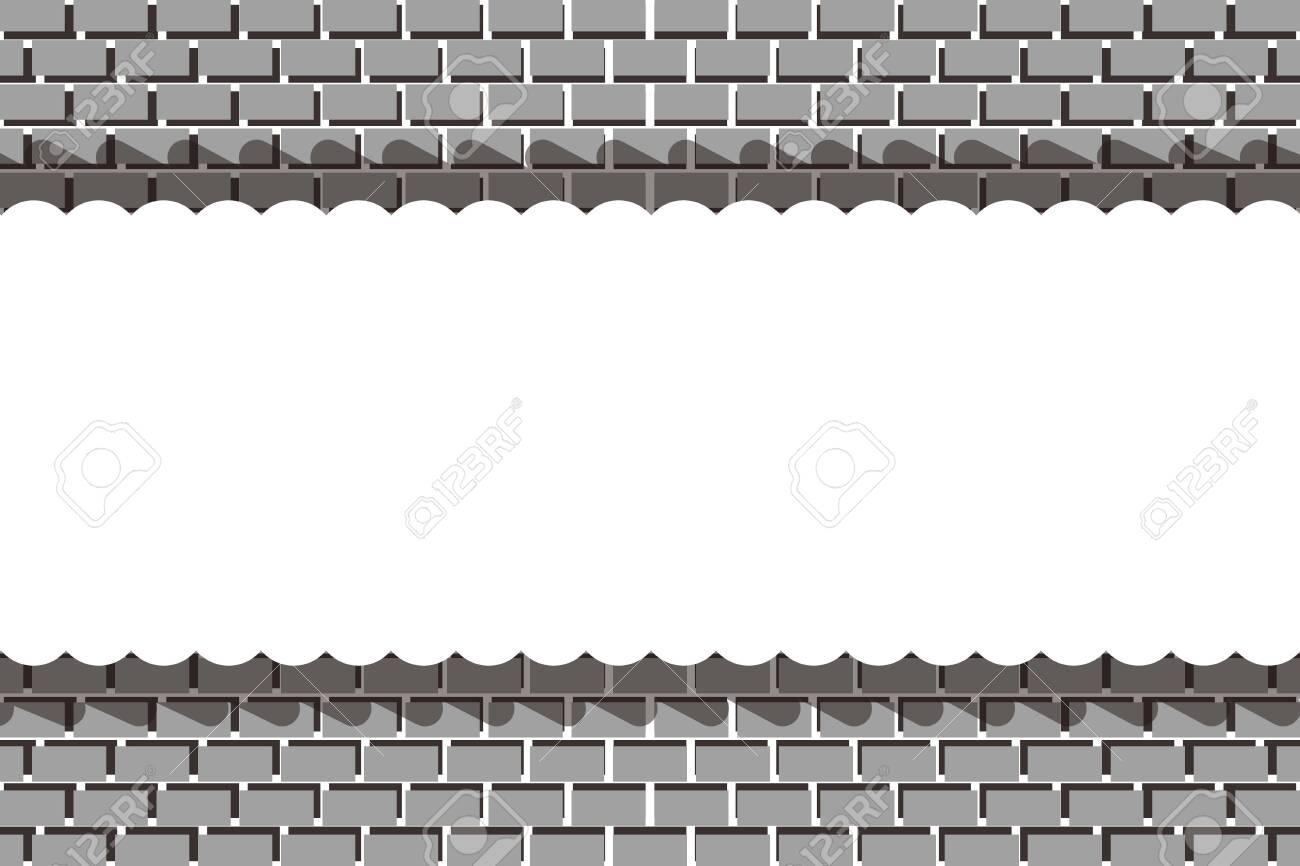 Vector Illustration Background Material Wallpaperblockbrickbrickbricktilefreefree