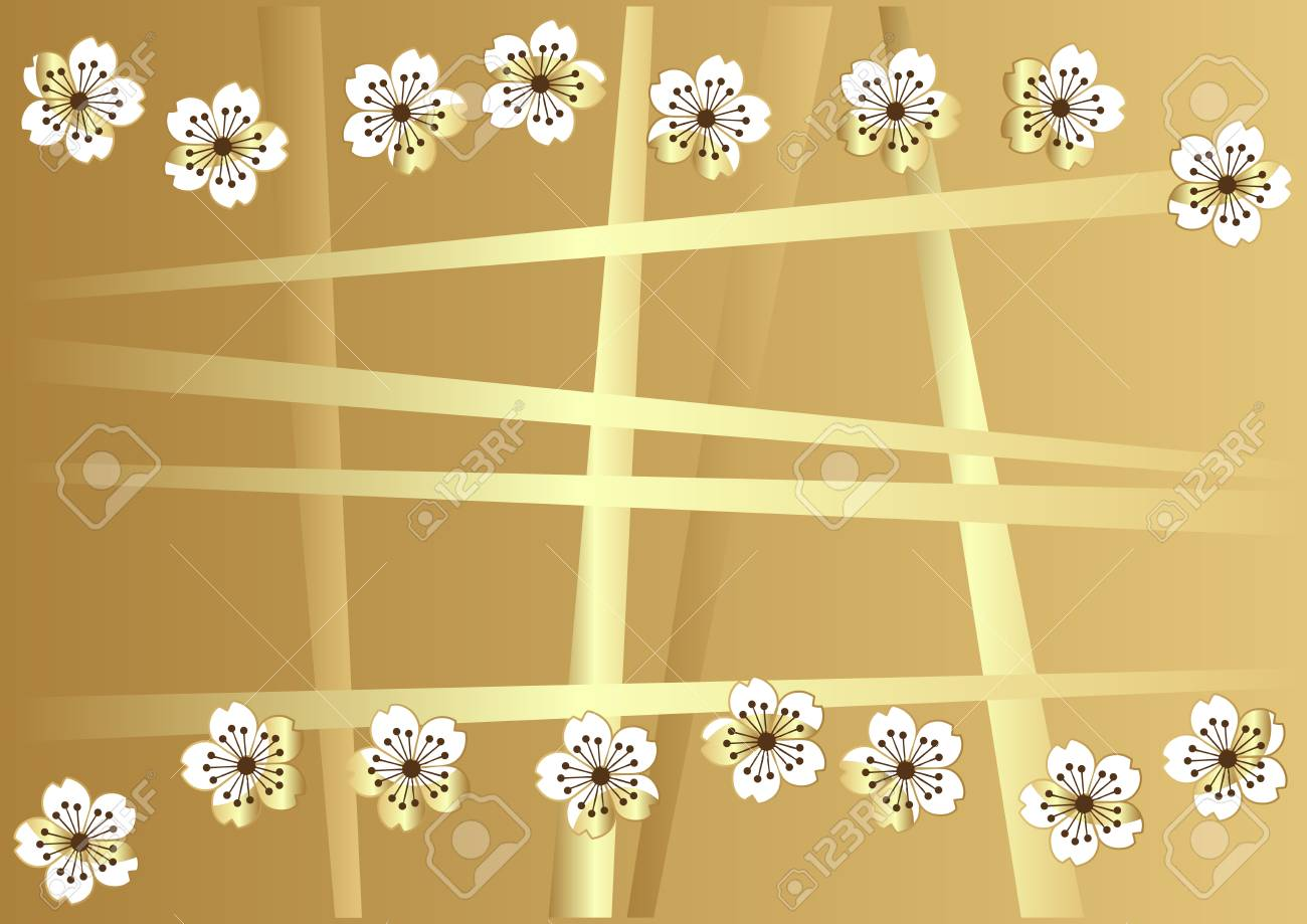 Cherry Blossom Background Material The Background Material Of Royalty Free Cliparts Vectors And Stock Illustration Image 92780272
