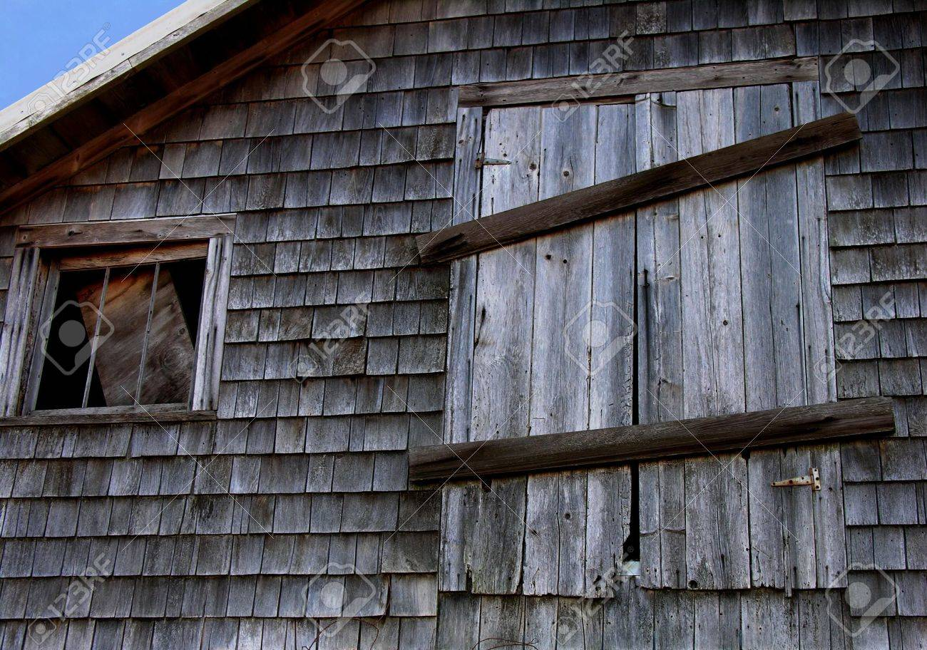 Barn Loft Door And Window Stock Photo Picture And Royalty Free