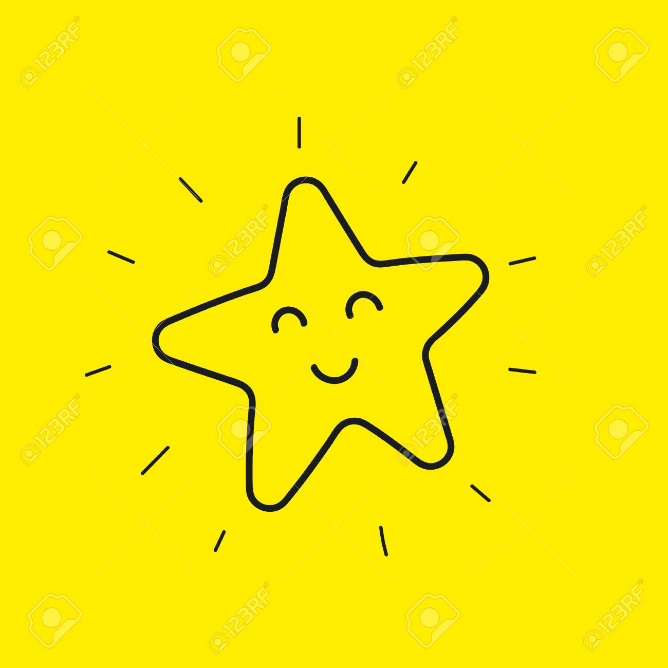 Star line outline icon best argumentative essay topics friendship essay happy star smiley hand drawn line icon good day isolated on 74807977 happy star smiley hand drawn line icon good day isolated on yellow happy flower emoji sciox Gallery