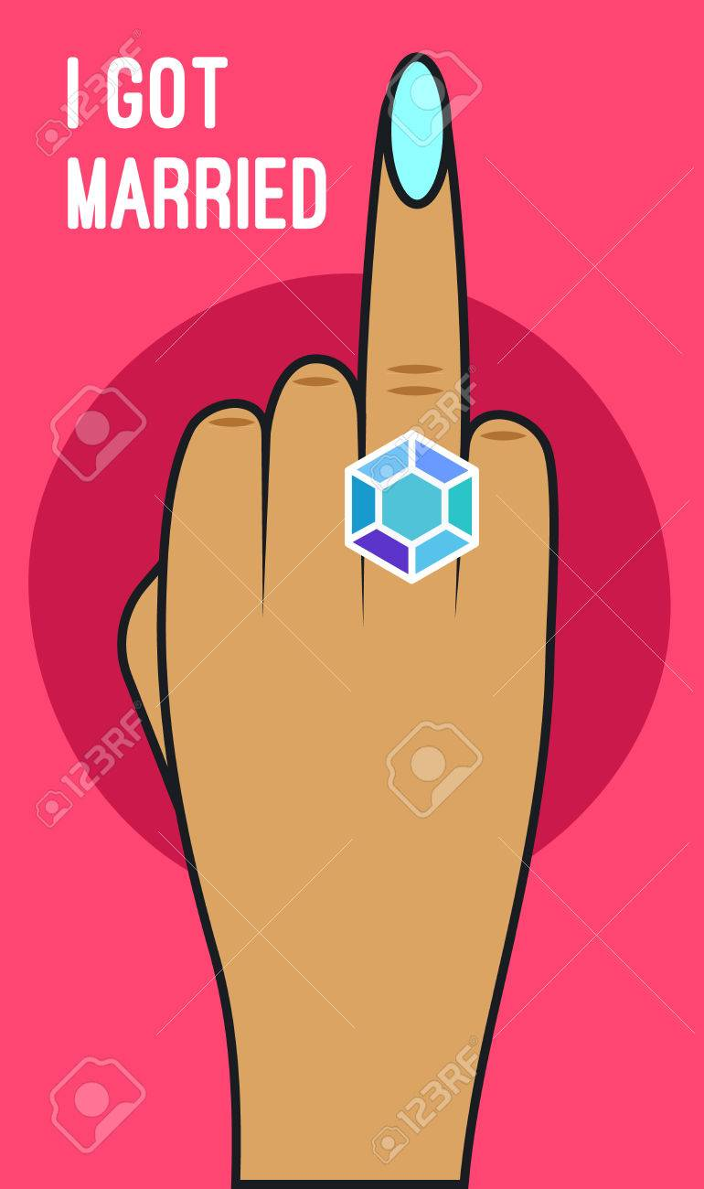 brilliant pin cartoon badge diamond on sticker white vector blue patch photo ad shine stock isolated comic ring