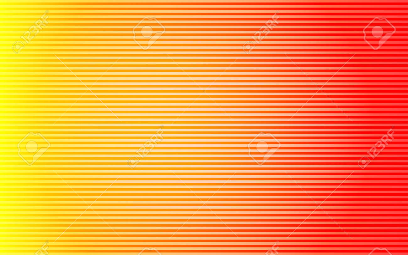 Abstract striped lined horizontal glowing background. Scan screen. Technological color futuristic background - 167305246