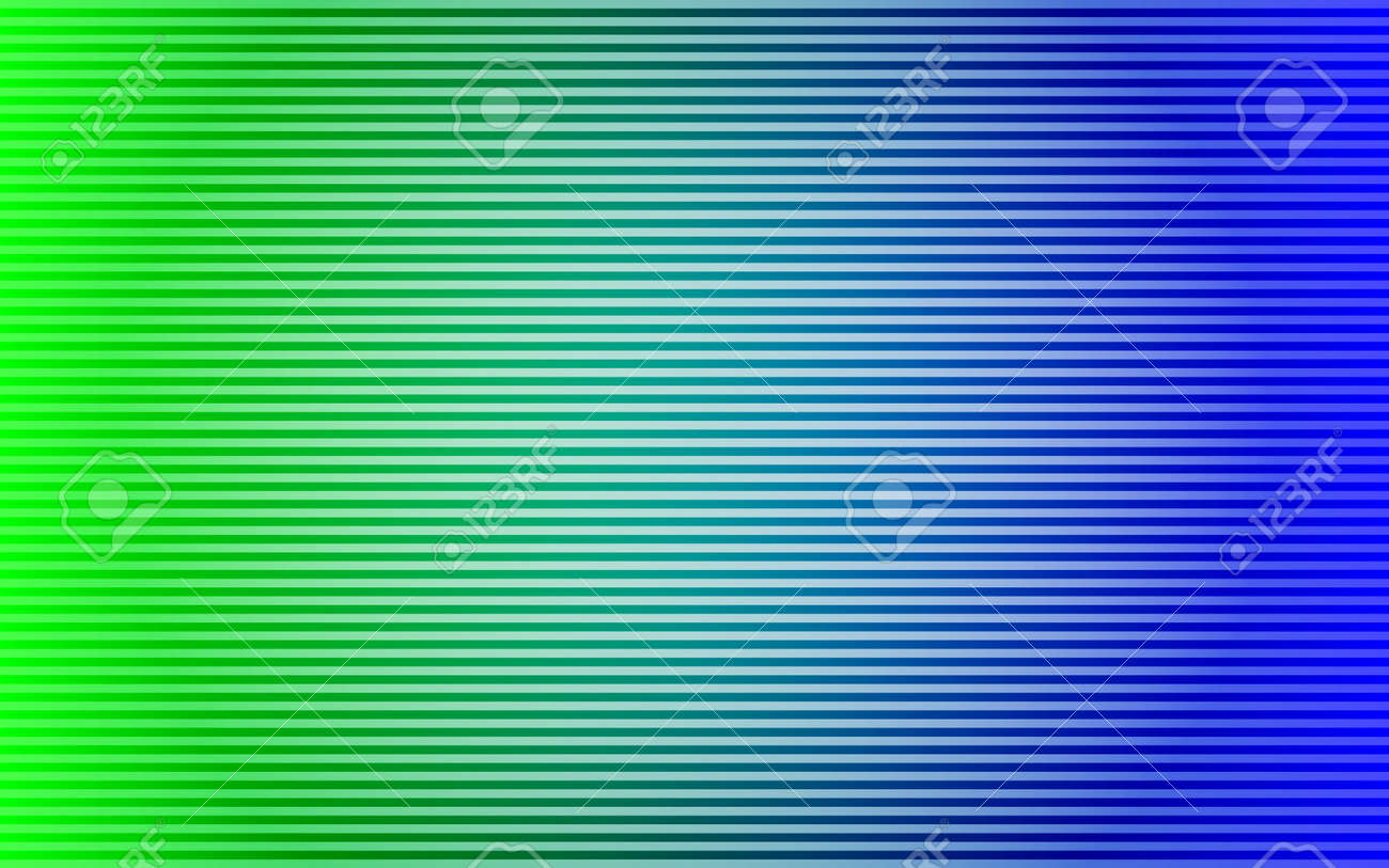 Abstract striped lined horizontal glowing background. Scan screen. Technological color futuristic background - 167305254