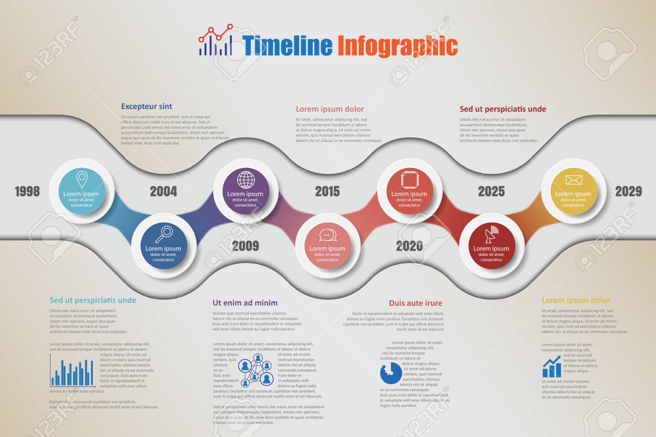 Business road map timeline infographic with 7 steps circle designed banco de imagens business road map timeline infographic with 7 steps circle designed for elements diagram planning process web pages workflow digital ccuart Choice Image