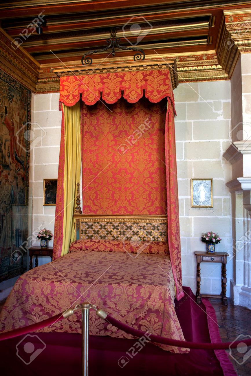 chenonceaux france 29 august 2015 chateau de chenonceaux royal medieval french castle at