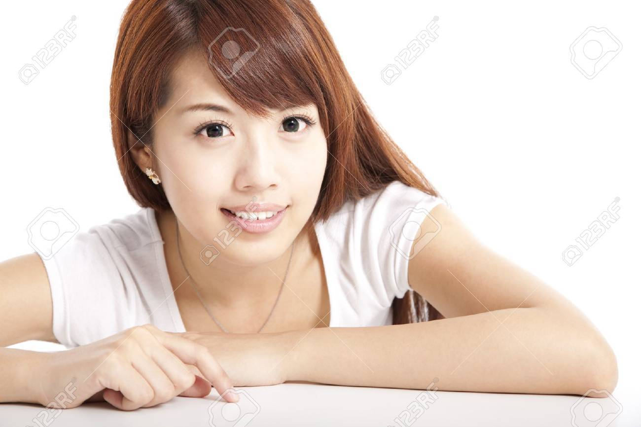 asian beauty young woman Stock Photo - 14649346