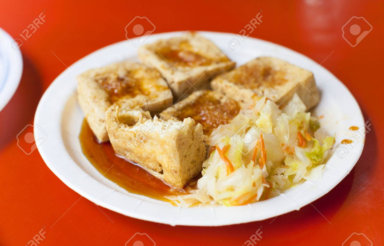 Stinky Tofu Chicago Famous Food Stinky Tofu