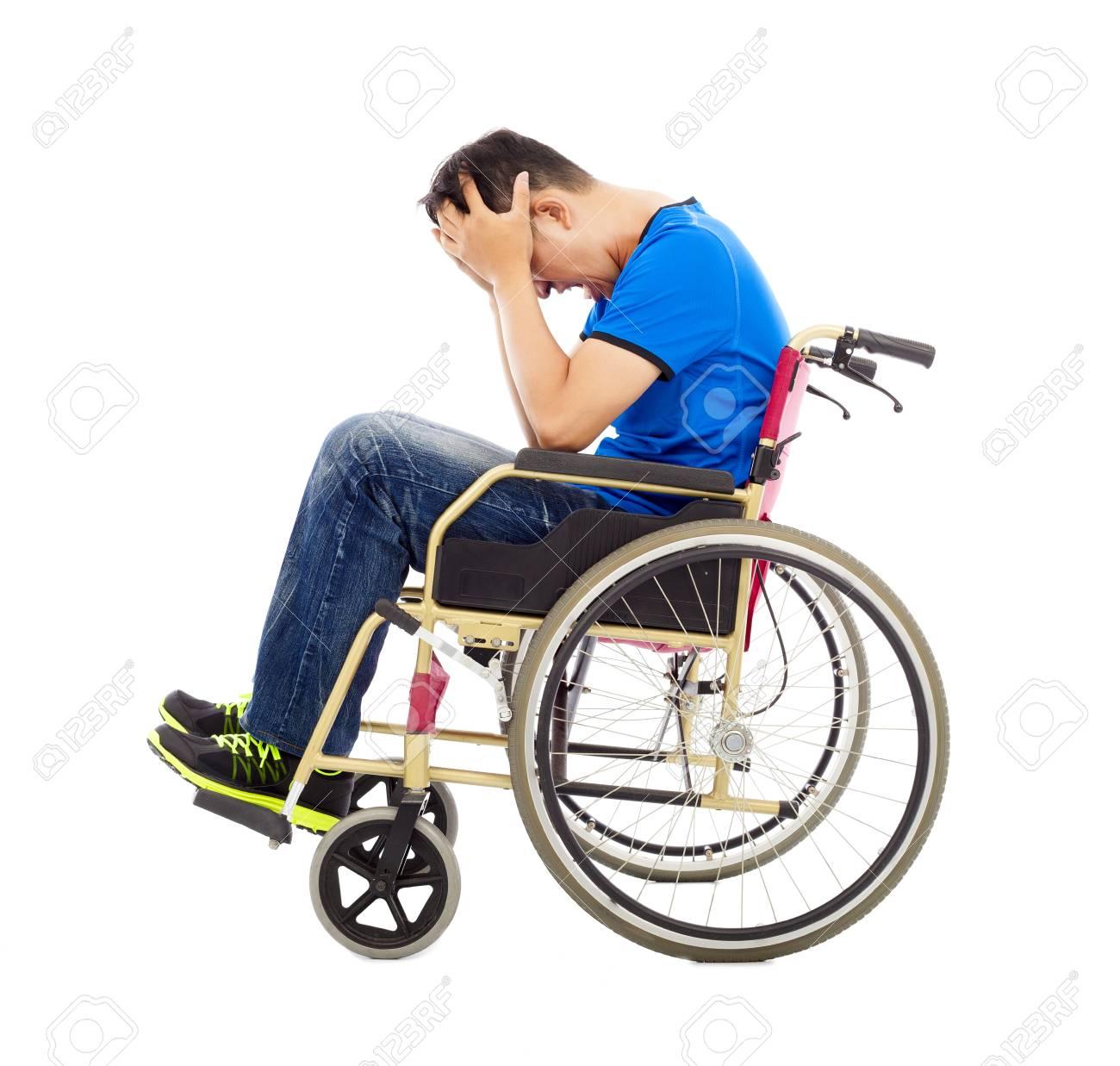 Секс в инвалидных колясках 14 фотография