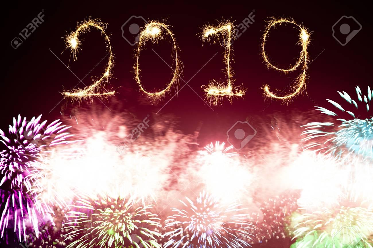 Happy New Year Fireworks 34