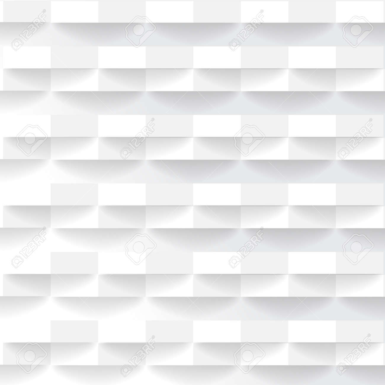 White abstract texture On white background, used for advertising and promotion brochures. - 168592302