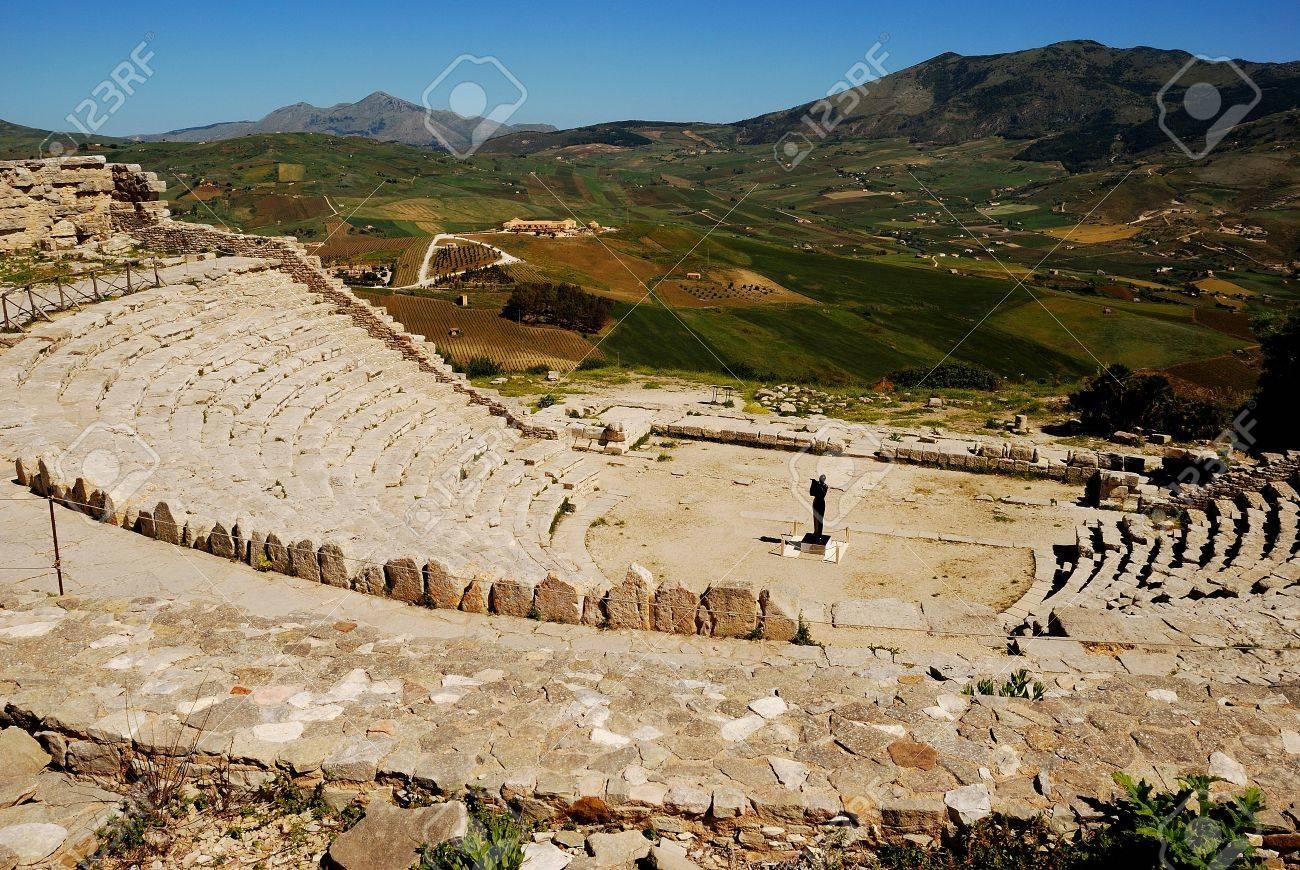 Segesta Greek Theatre - 13644357