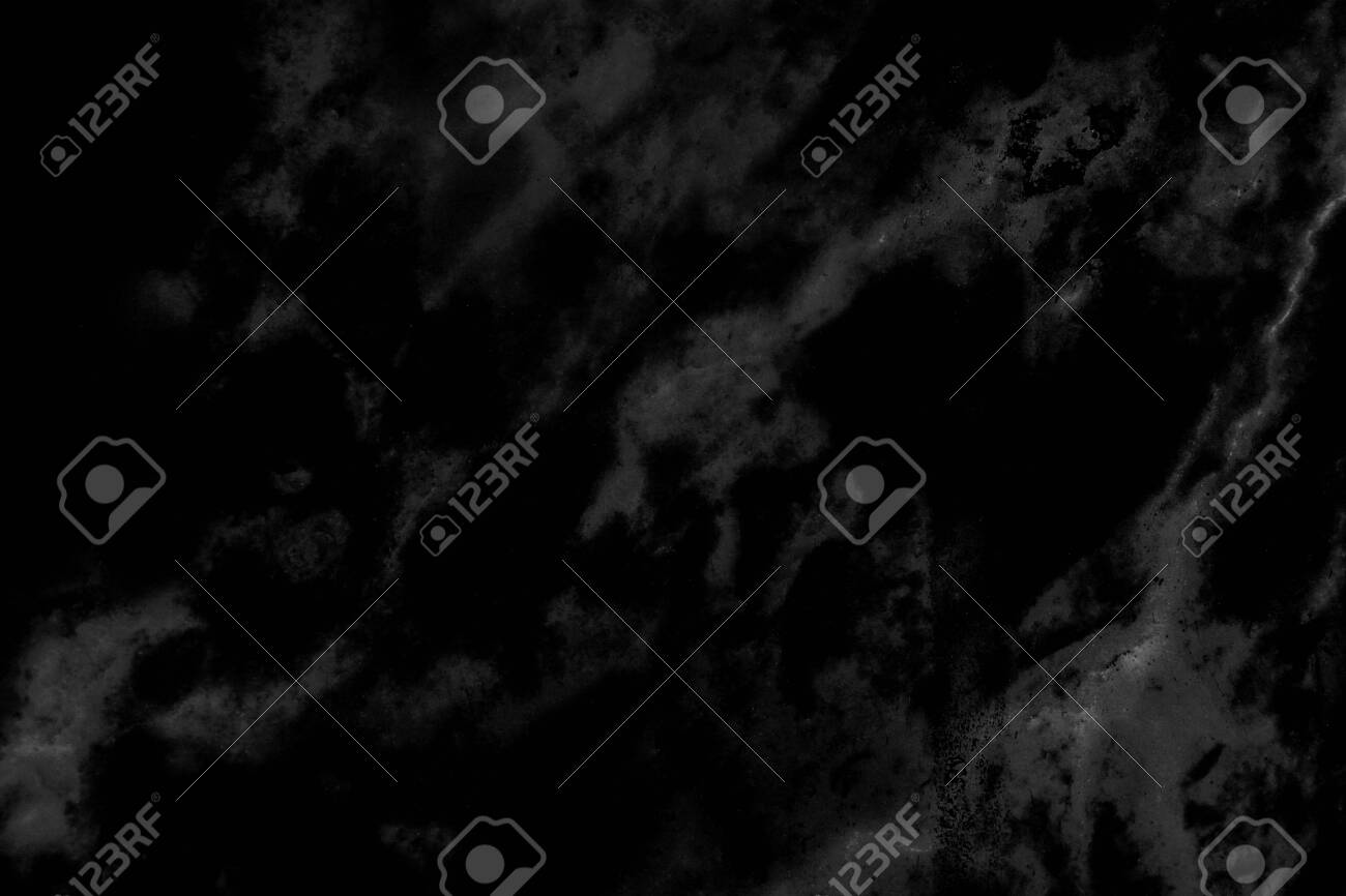 Black Marble Texture With Natural Pattern High Resolution For