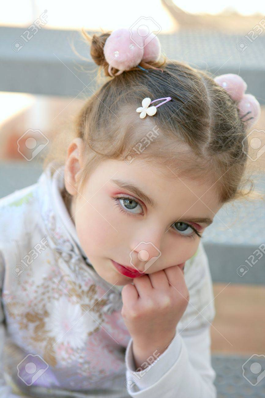 Little Caucasian Toddler