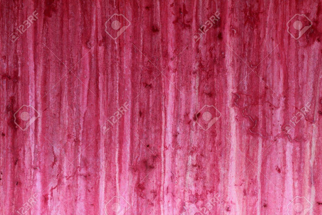grunge pink magenta red aged painted wall texture vintage background Stock Photo - 7226876