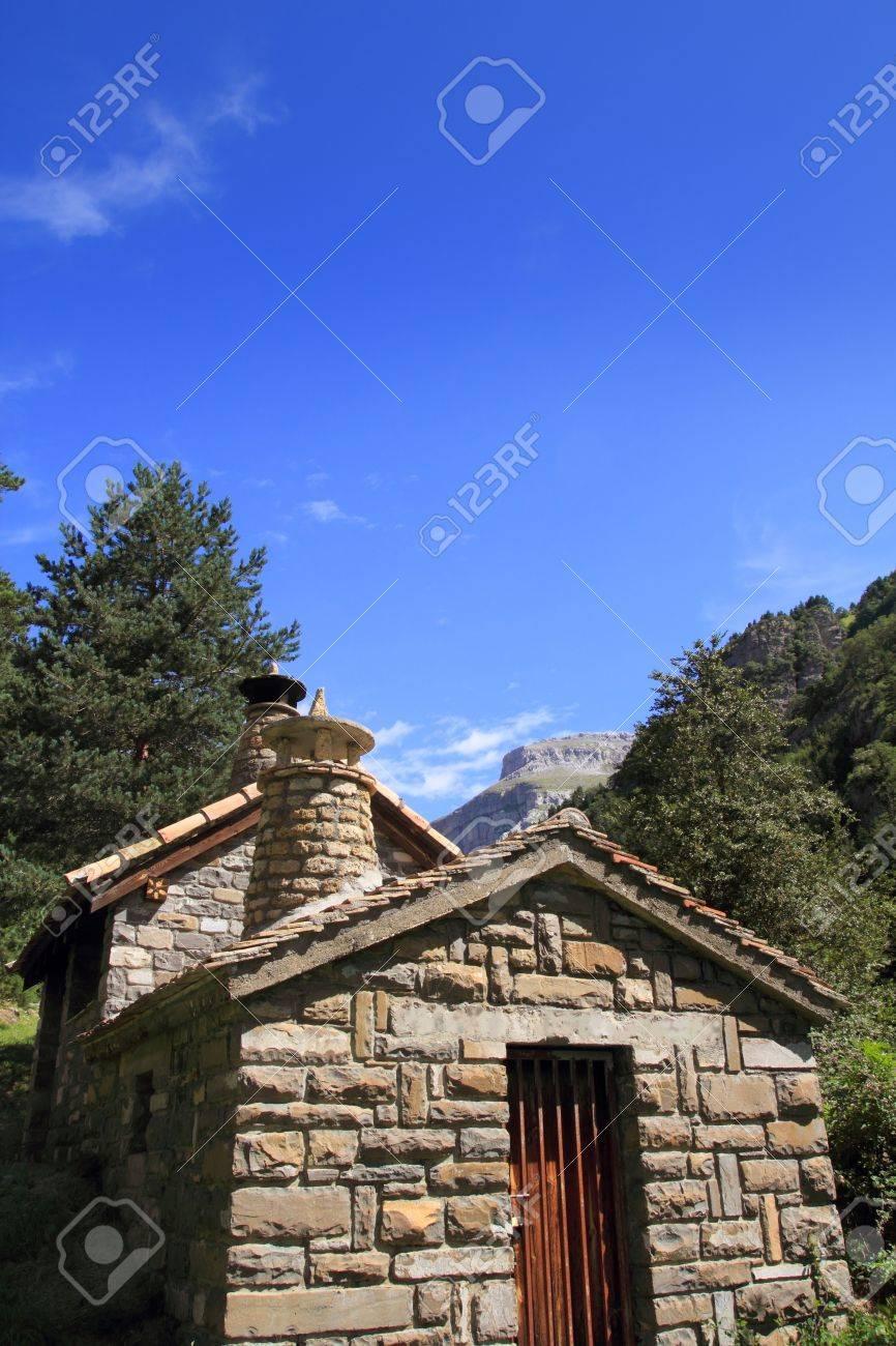 ピレネー山脈スペイン アラゴン...