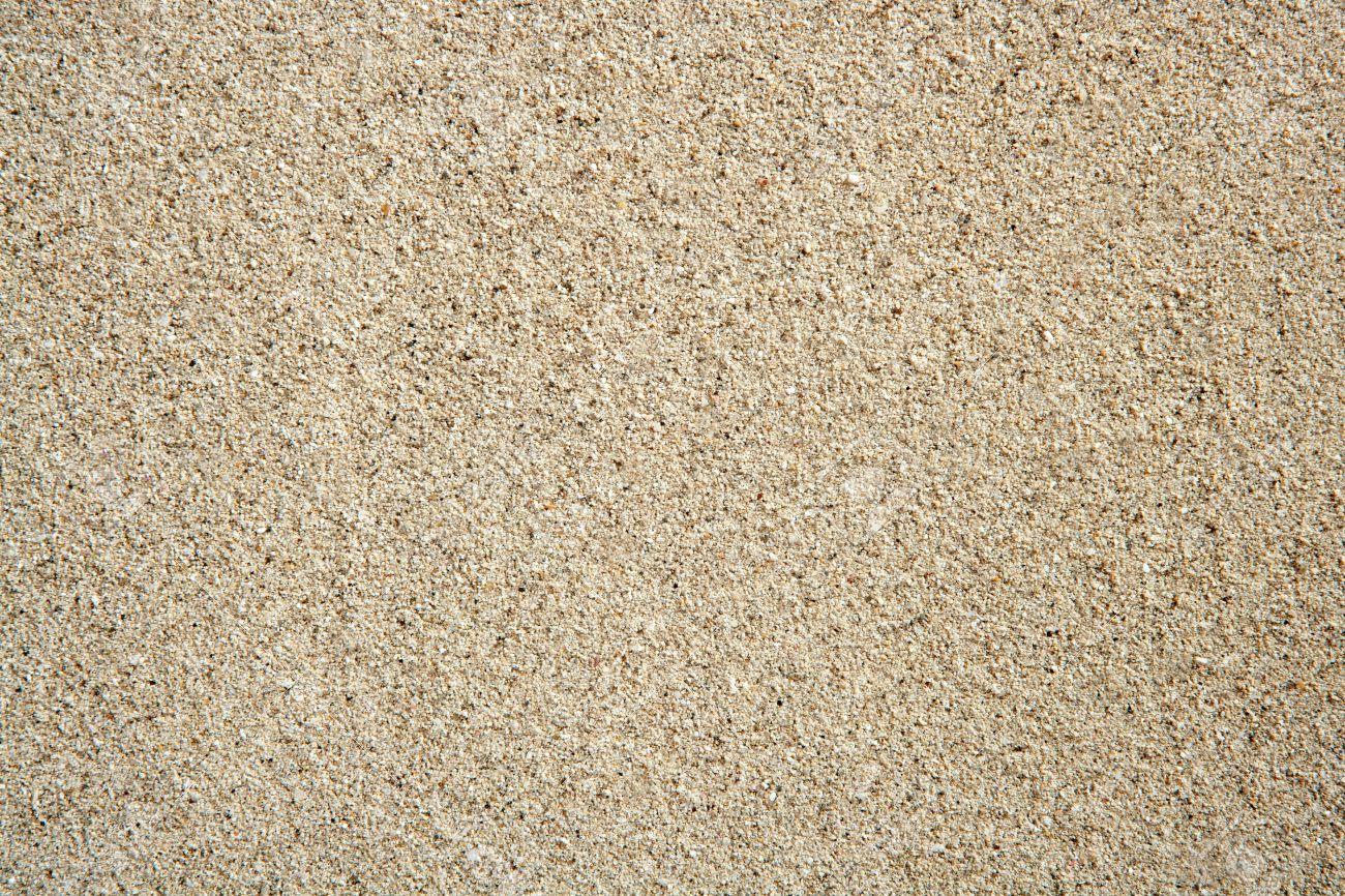 Beach Sand Perfect Plain Texture Background Pattern Stock Photo