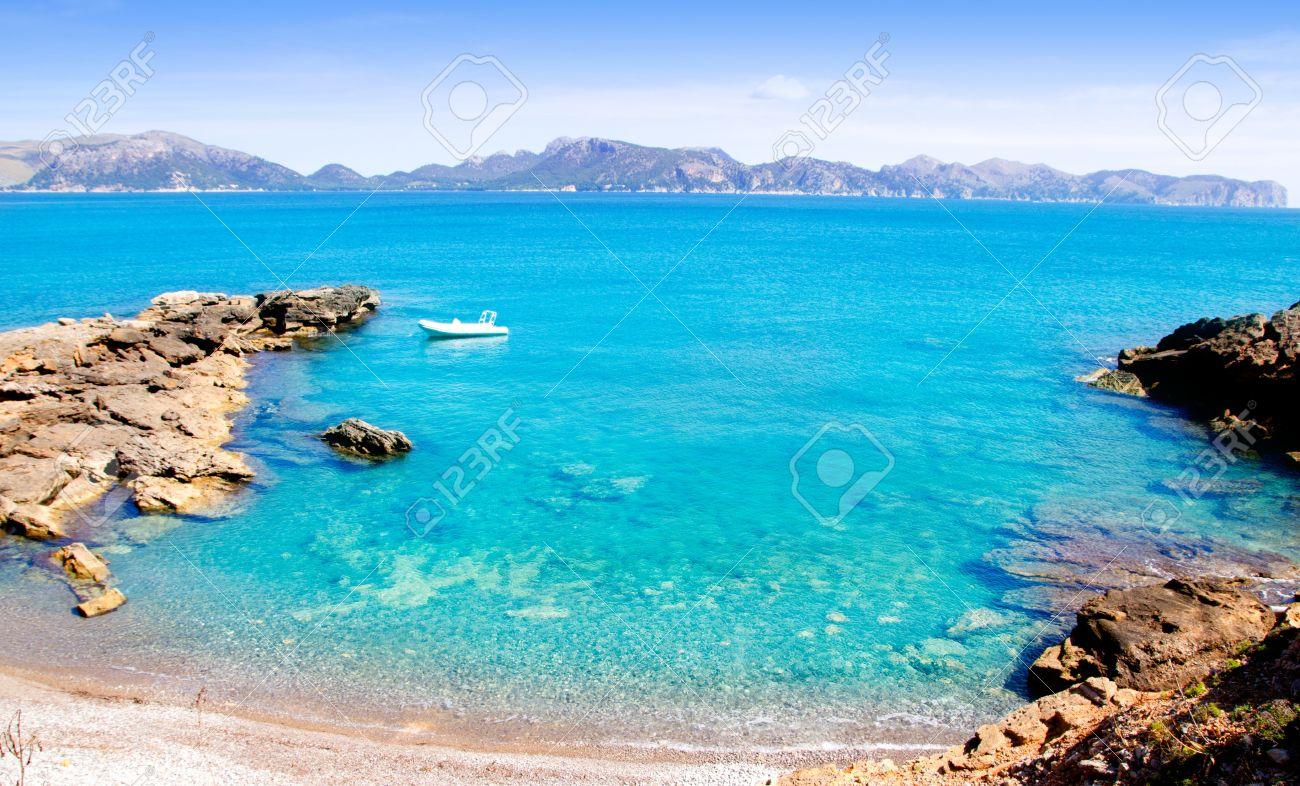 Majorque Photos tout alcudia dans la plage de majorque la victoria turquoise près de s