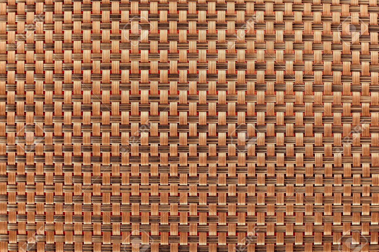 Abstract Brown Tablecloth Background Texture Pattern Stock Photo   12387020