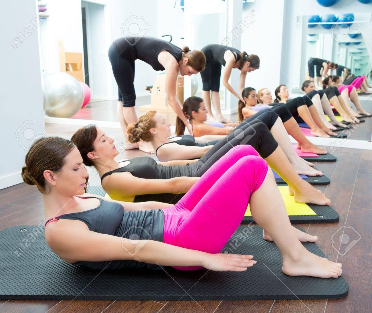 Pilates Mat Pilates Mat Aerobic Pilates