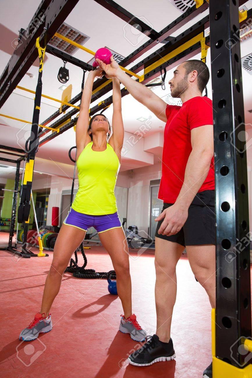 Секс на тренировки тренером