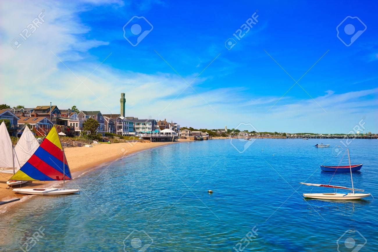plage Cape Cod Provincetown Massachusetts Banque d'images - 51506208