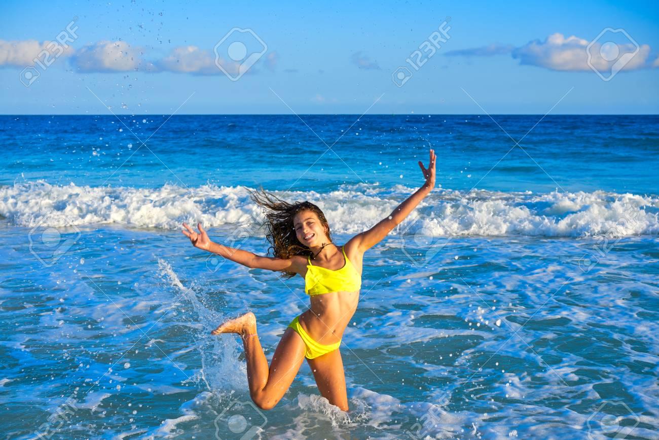 Beach bikini teen 40 Beautiful