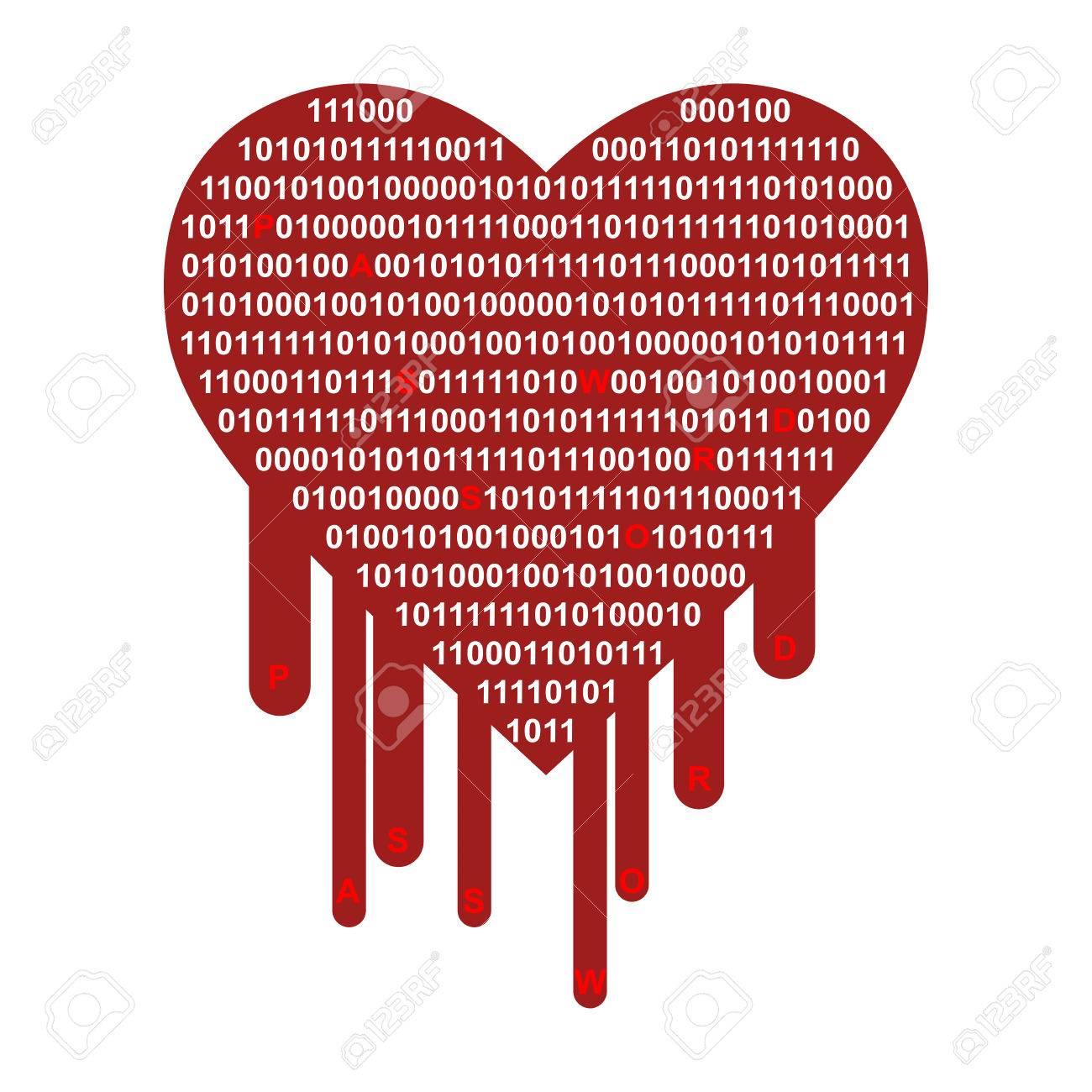 Open ssl heart bleed security breach symbol stock photo picture open ssl heart bleed security breach symbol stock photo 28871248 buycottarizona Gallery
