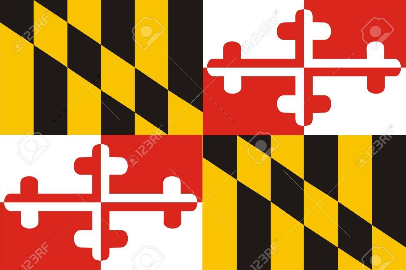 Maryland Flag - 4849755