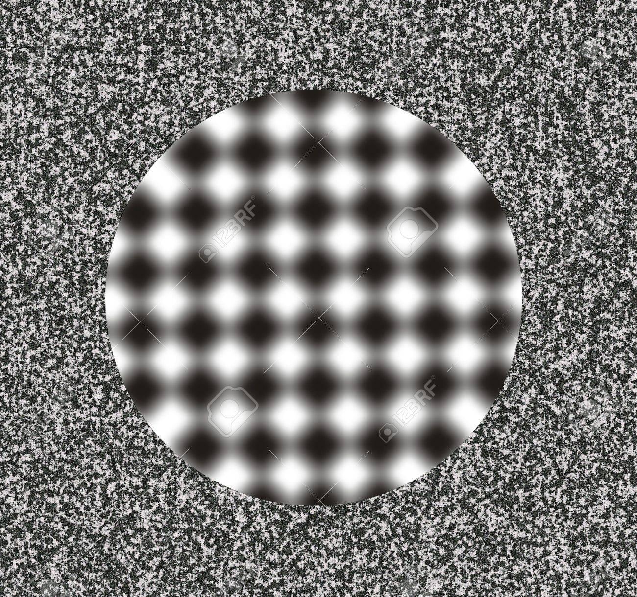 optical illusion - 10609234