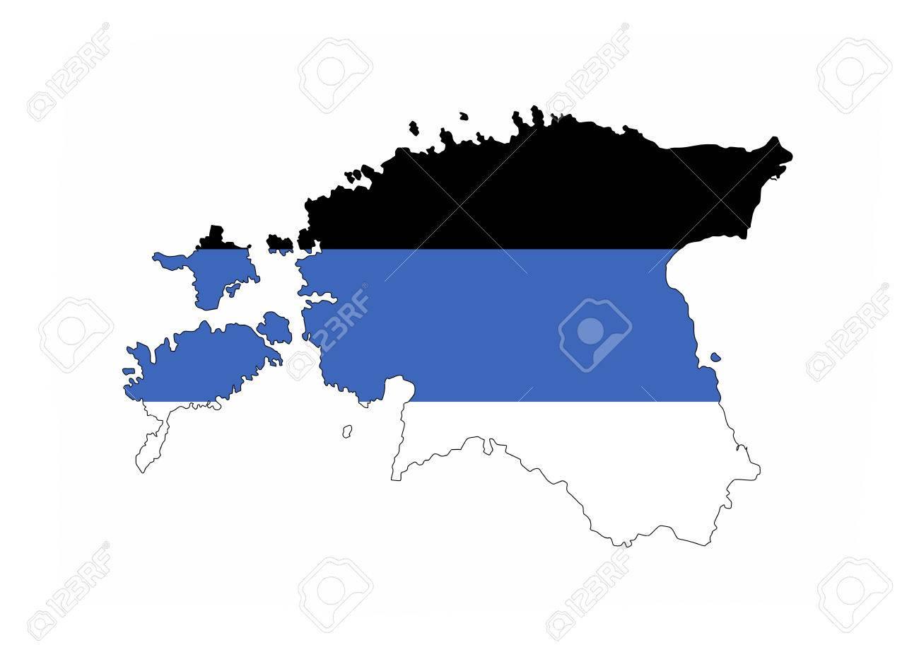Mapa estonia bandera del pas forma smbolo nacional fotos retratos mapa estonia bandera del pas forma smbolo nacional foto de archivo 39230681 gumiabroncs Choice Image
