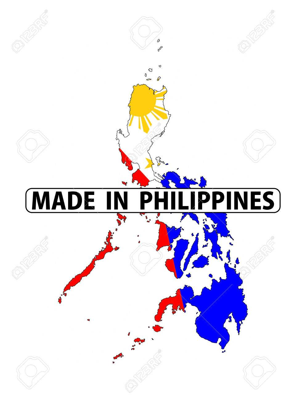 Made In Philippines Country National Flag Map Shape With Text Stock Philippine Country Map on philippines country information, philippines world map, philippines campaign map, philippines islands, philippines on map, philippines road map, philippines country outline, philippines ocean map, philippines physical features map, philippines country profile, philippines street map, philippines country code, philippines new zealand map, philippines country flag, philippines political map, philippines language map, philippines beaches, san jose antique philippines map, philippines division map, philippines landform map,