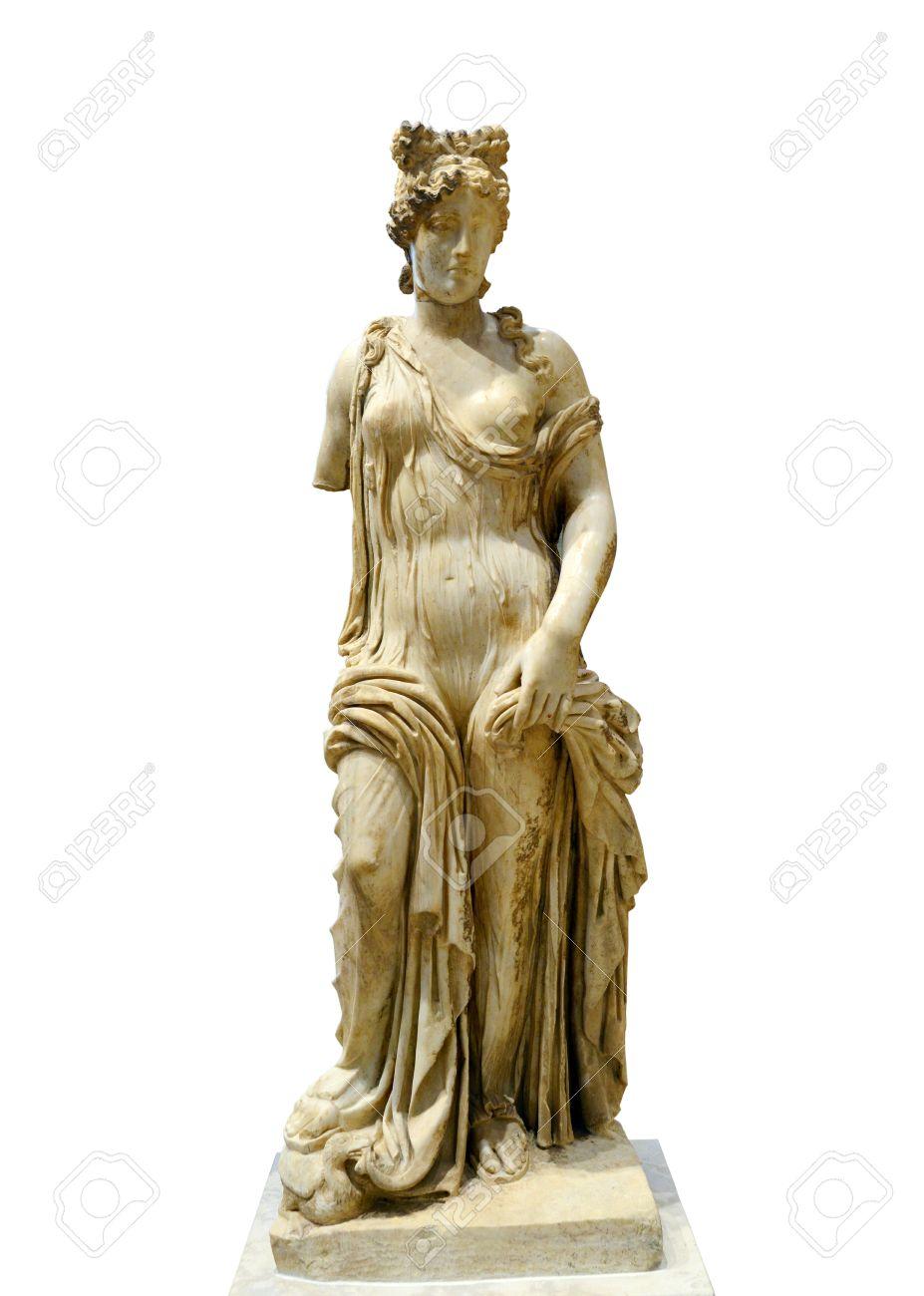 A quoi me reconnaissez-vous ? - Page 39 68251773-grecque-statue-d-aphrodite-la-d%C3%A9esse-de-l-amour-isol%C3%A9-sur-blanc