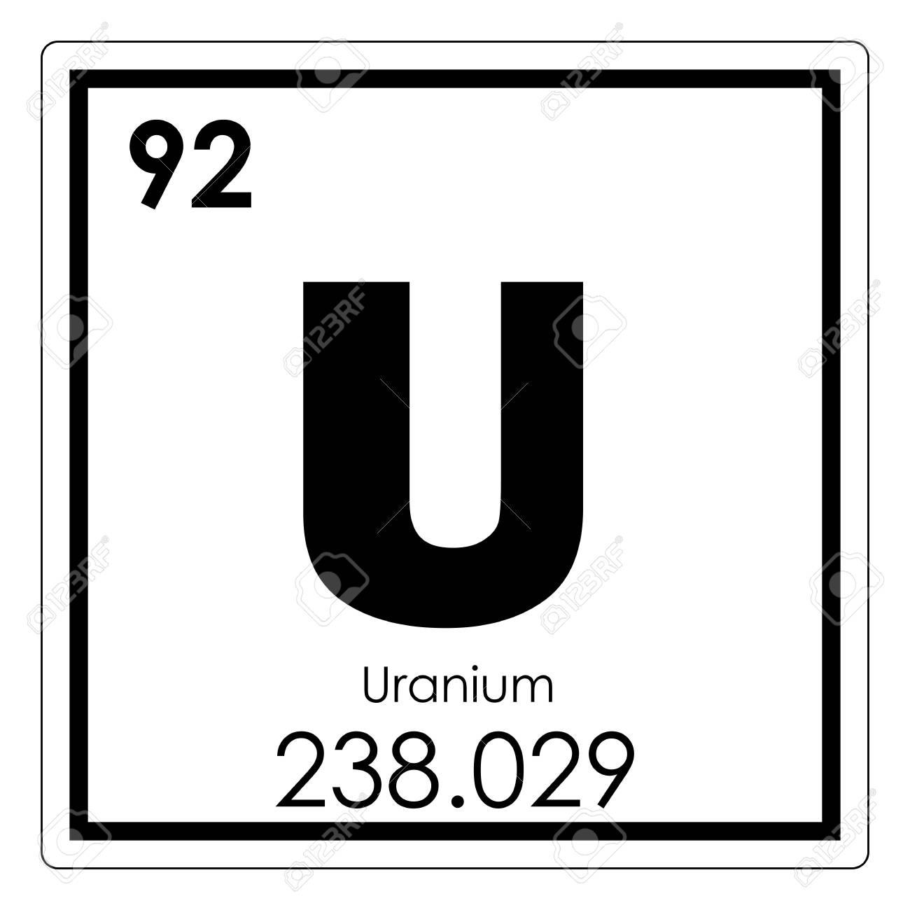 Uranium chemical element periodic table science symbol stock photo stock photo uranium chemical element periodic table science symbol urtaz Choice Image