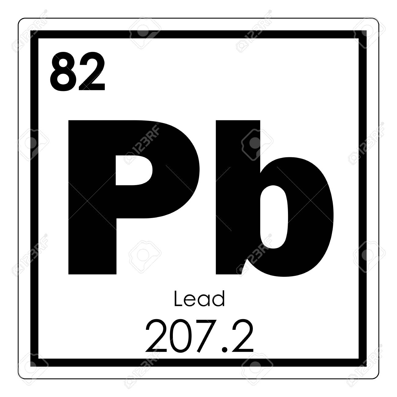 Lead chemical element periodic table science symbol stock photo lead chemical element periodic table science symbol stock photo 93554639 urtaz Choice Image