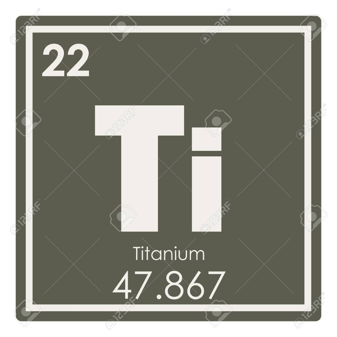 Titanium chemical element periodic table science symbol stock photo stock photo titanium chemical element periodic table science symbol urtaz Image collections