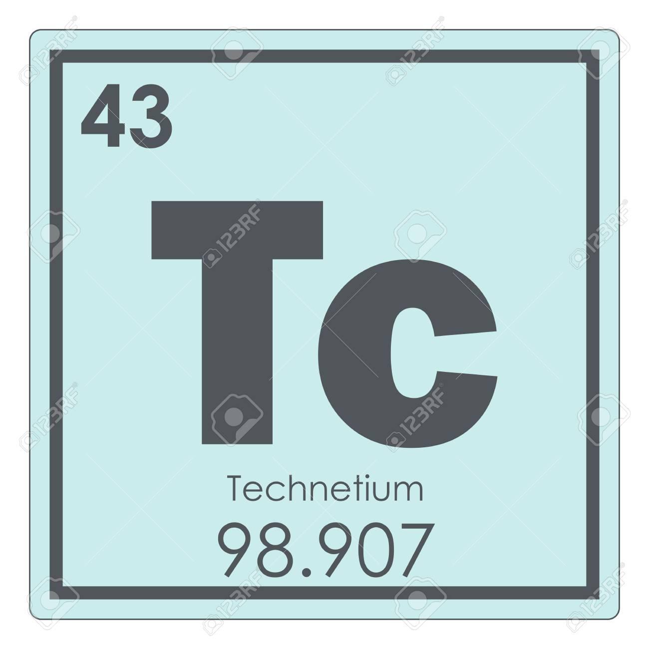 Technetium chemical element periodic table science symbol stock stock photo technetium chemical element periodic table science symbol urtaz Images