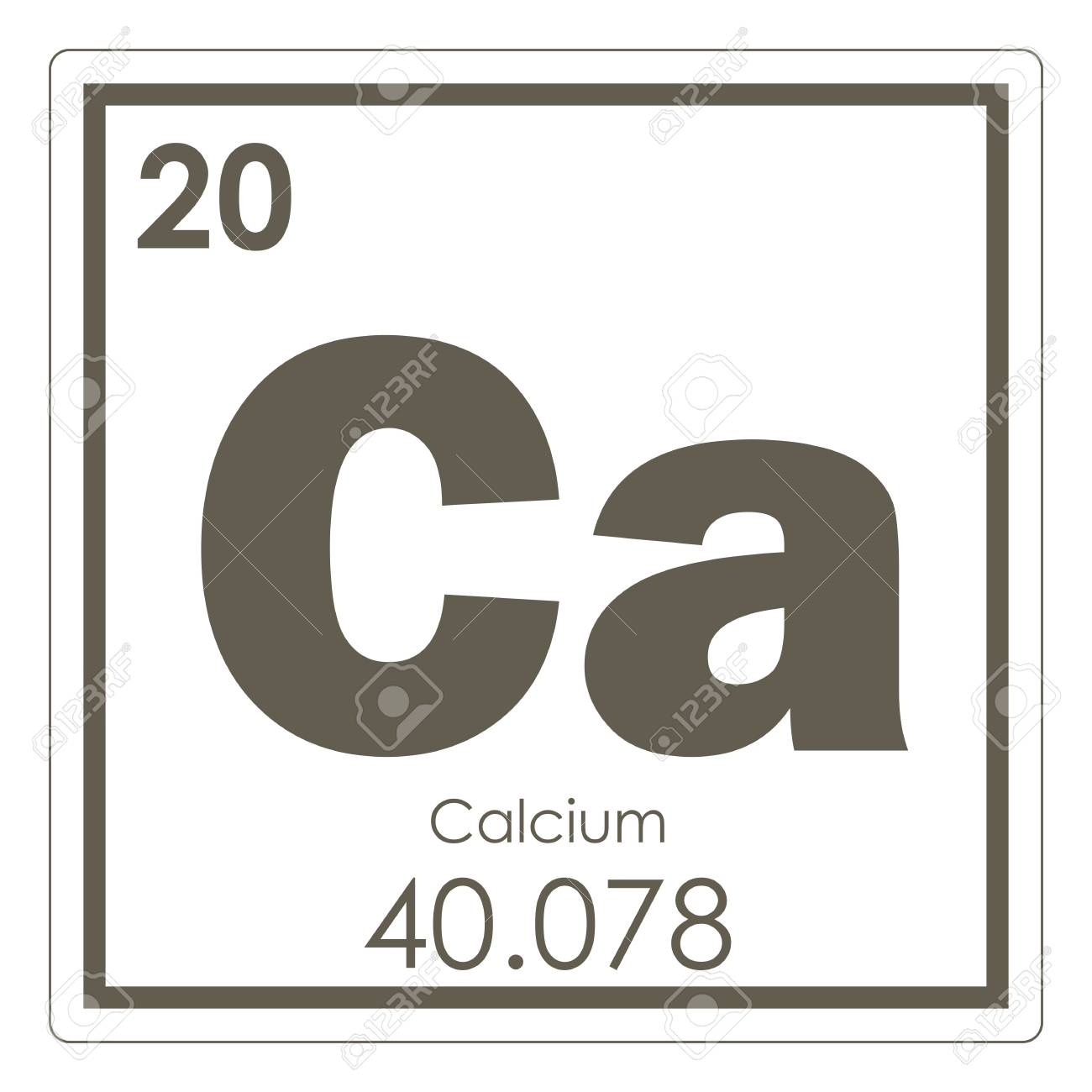 Calcium chemical element periodic table science symbol stock photo calcium chemical element periodic table science symbol stock photo 95130094 urtaz Gallery
