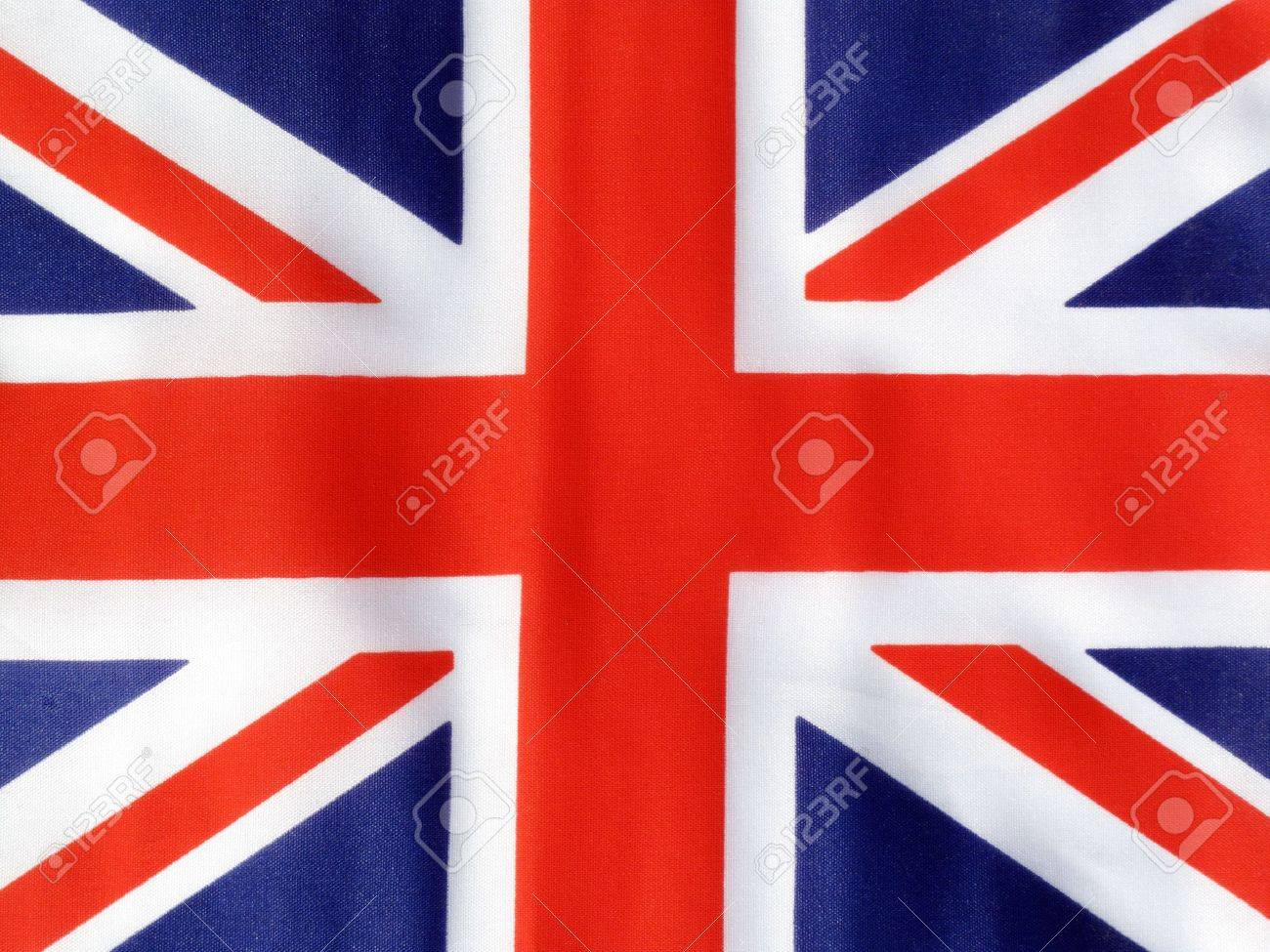 Flag of the United Kingdom Stock Photo - 4874592