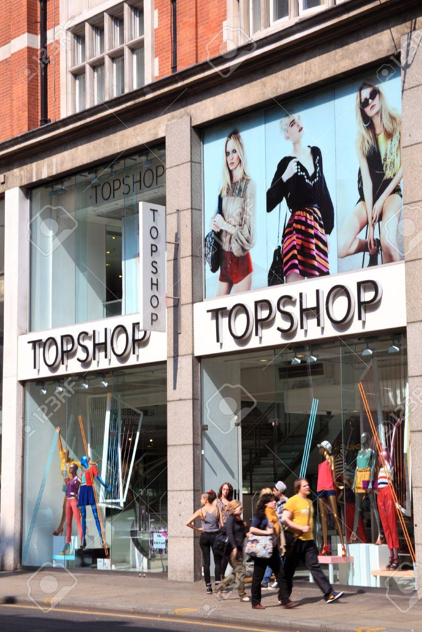 Topshop clothing store Online clothing stores