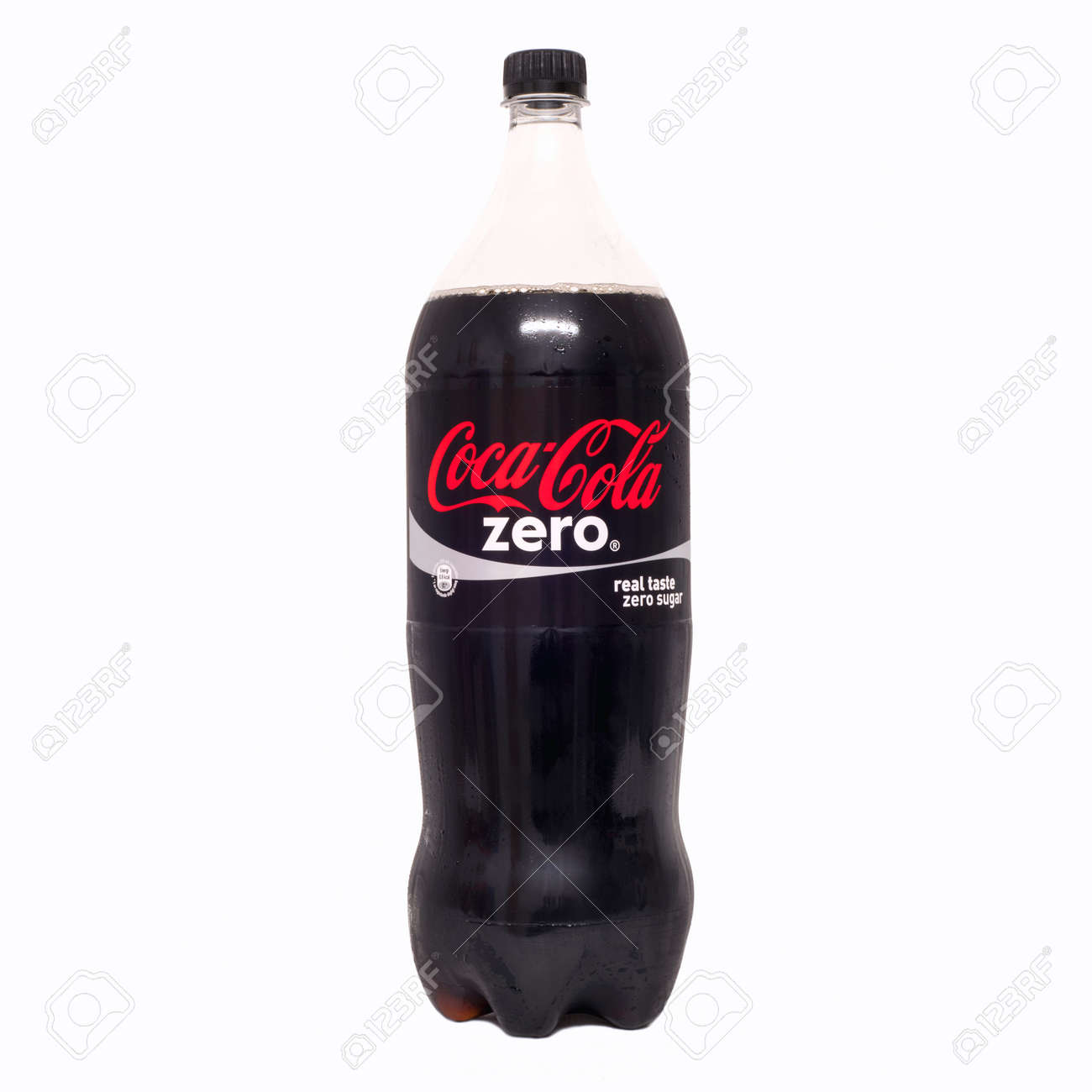 coca cola zero cherry sverige