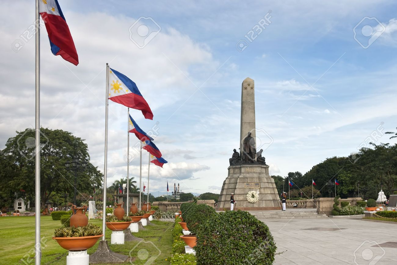 Image result for picture of luneta park manila""
