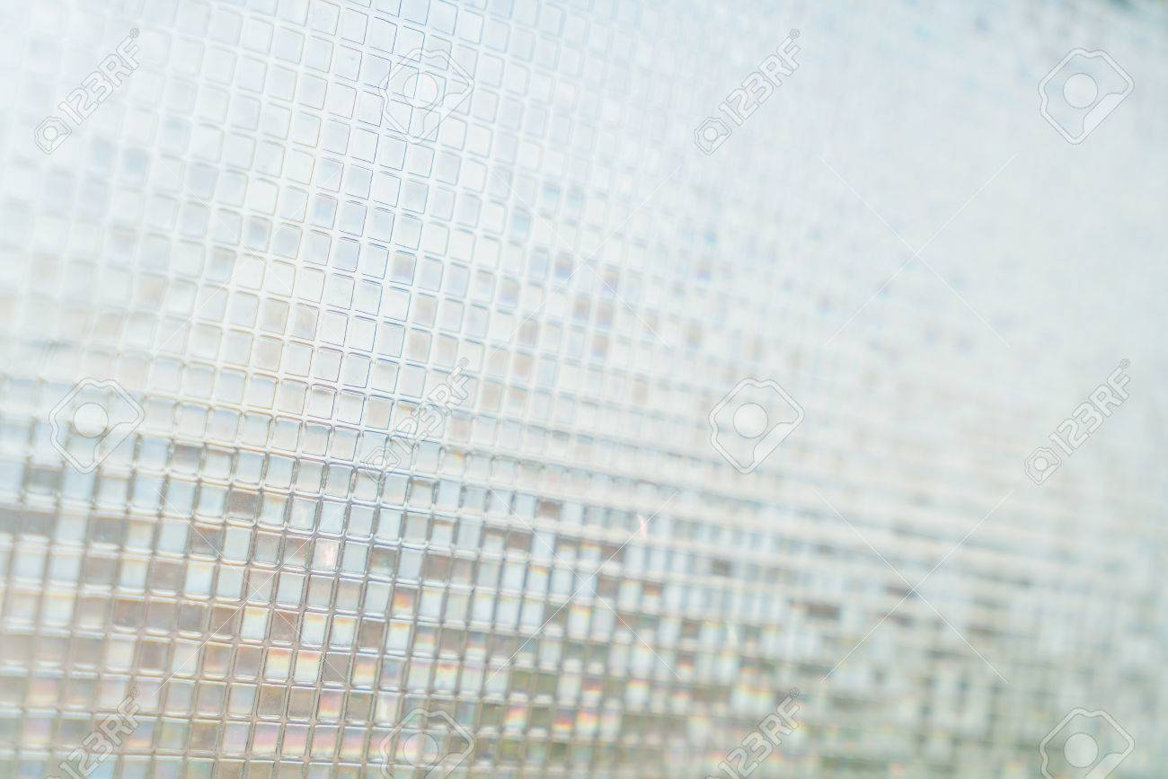Senza soluzione di continuità di vetro blu piastrelle trama di