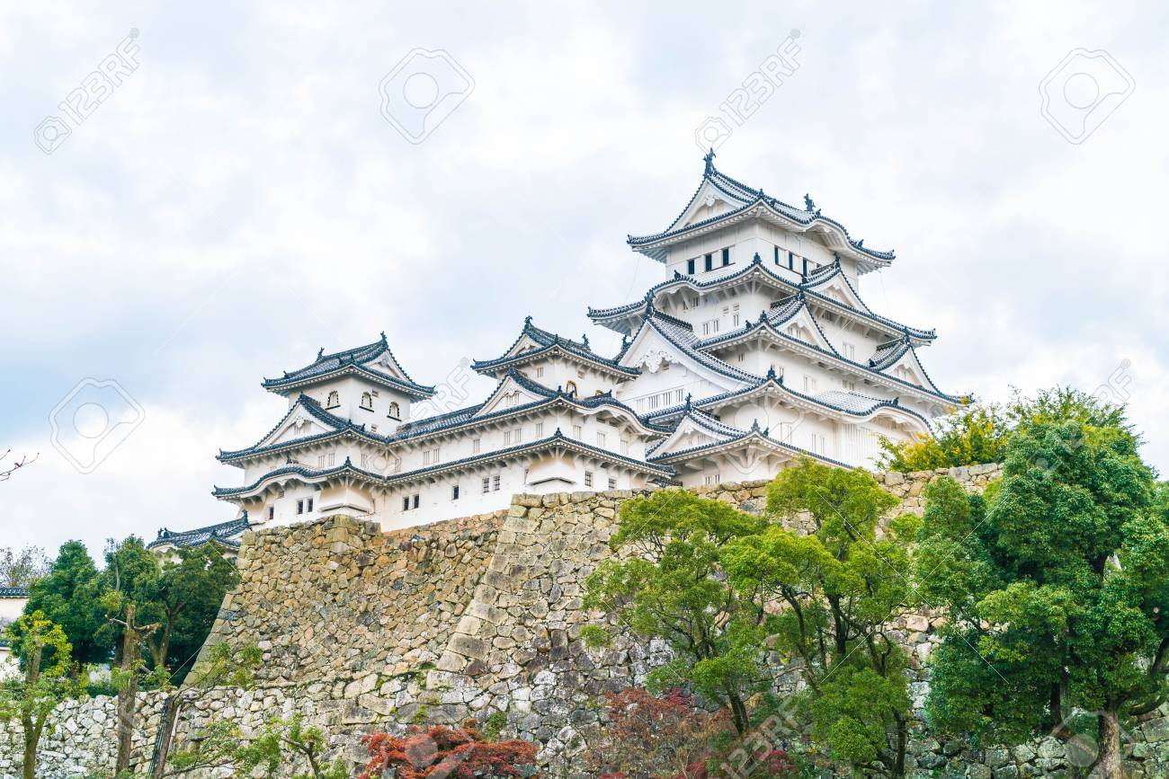 Beautiful architecture himeji castle in hyogo prefecture japan beautiful architecture himeji castle in hyogo prefecture japan stock photo 73572088 publicscrutiny Choice Image