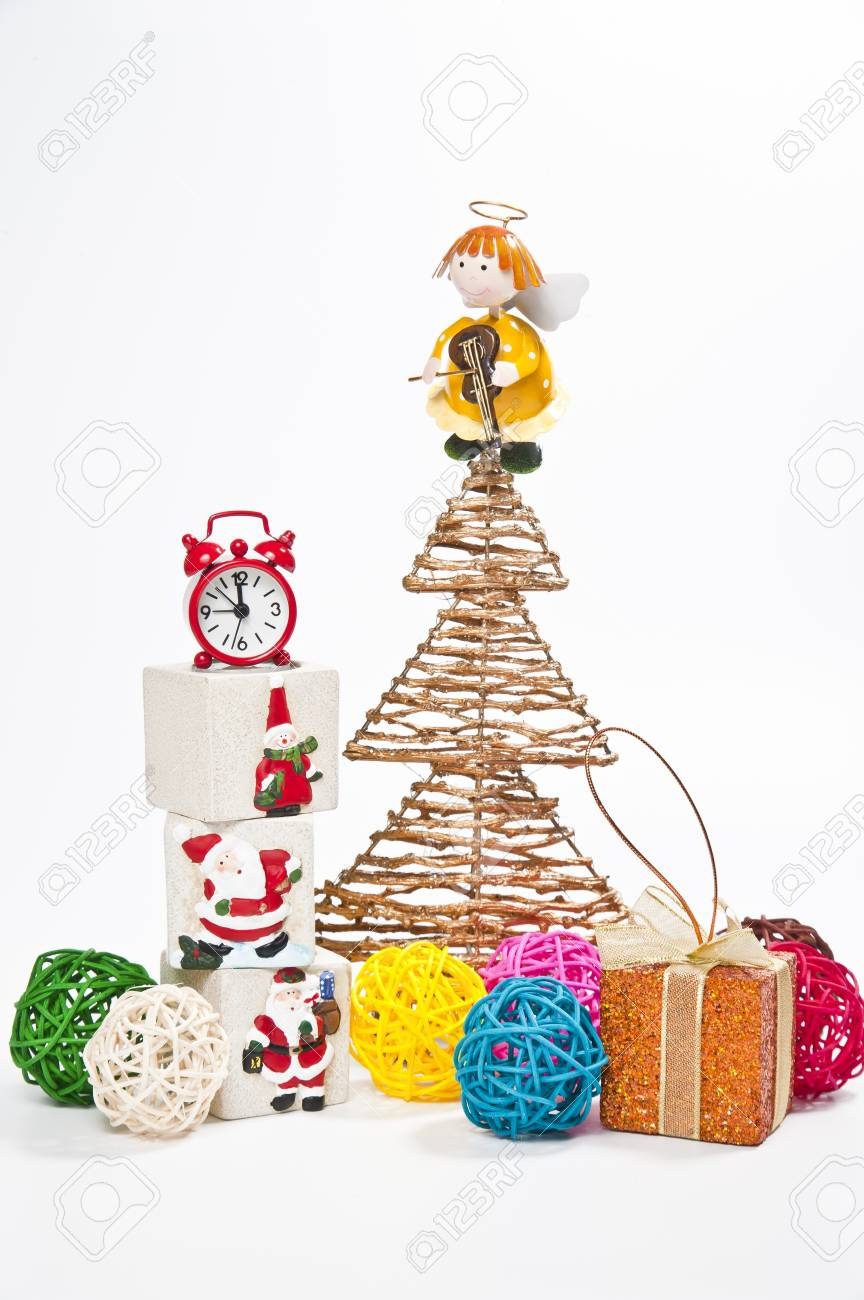 Time for Christmas Stock Photo - 8259106